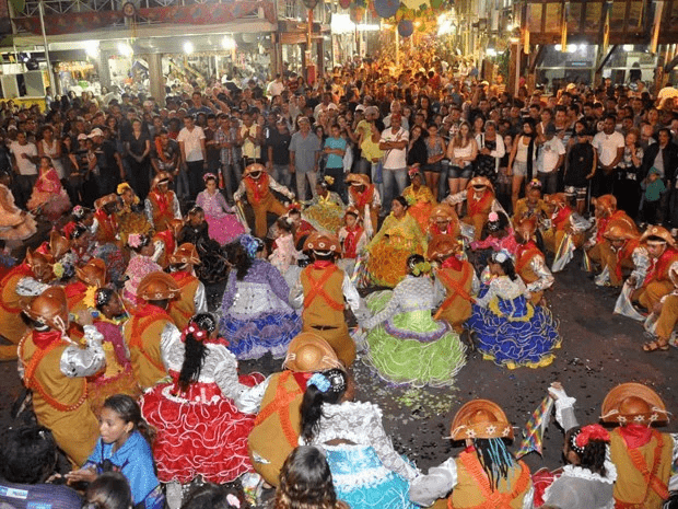 Arraial 2019 em Aparecida do Taboado - MS